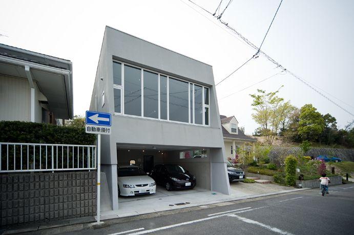 個人住宅。建築・住宅デザイン;名古屋 スーパーボギー http://www.bogey.co.jp