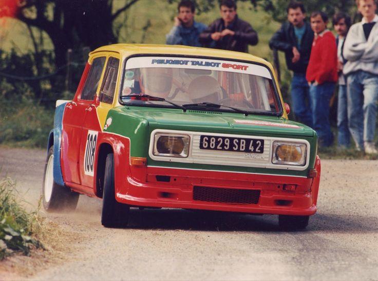Simca 1000 Rallye II
