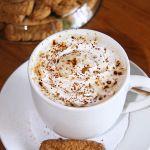 Altyd lekker koffie en koek by die historical guesthouse!