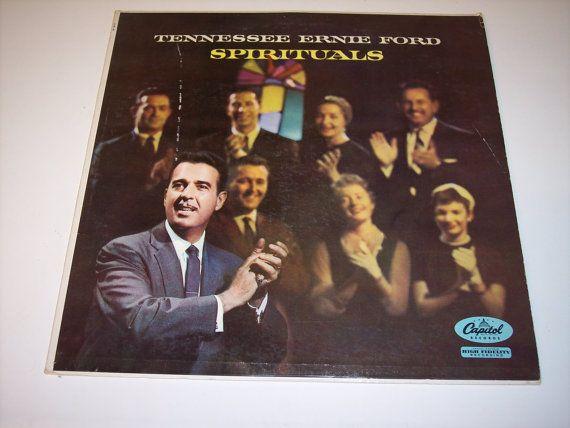 Tennessee Ernie Ford - Spirituals - Full
