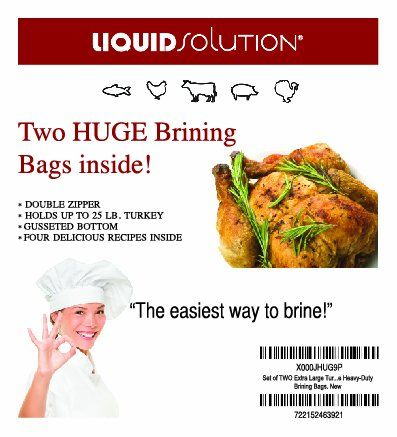 Basic Brine Recipe – for incredibly moist turkey or chicken!