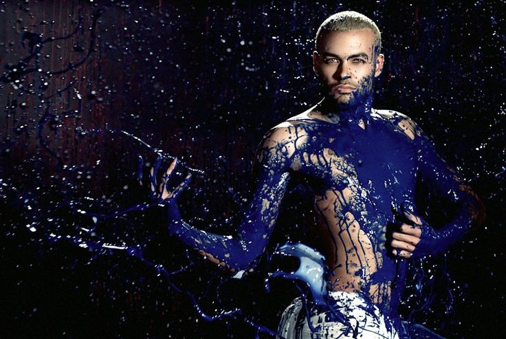 Body Paint Episode Of Antm