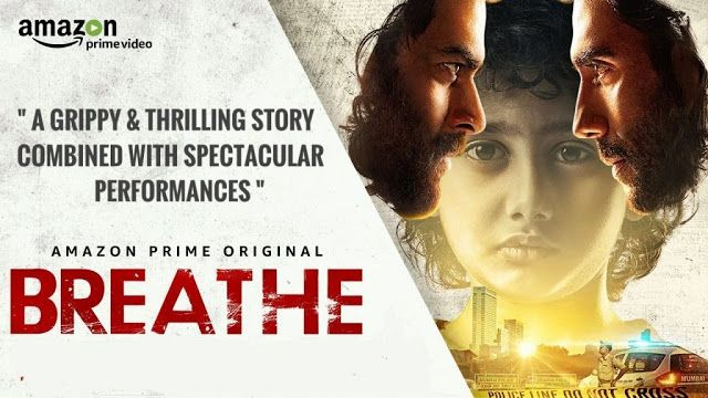 Breathe 2018 Indian Web Television Series Breathe Movie