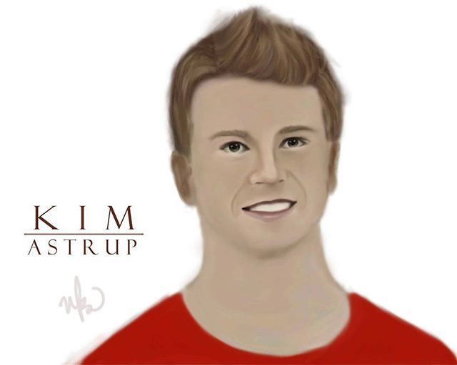 Kim Astrup (Denmark's Proffesional Badminton Player) . . .  #art #illustration #drawing #draw #picture #winnonart #jasagambar #ordergambar #kado #kadounik #animatorindonesia #digipaint #artist #sketch #artsy #instaart #beautiful #instagood #masterpiece #creative #photooftheday #instaartist #graphic #graphics #artoftheday #like4like #followme #follow4follow