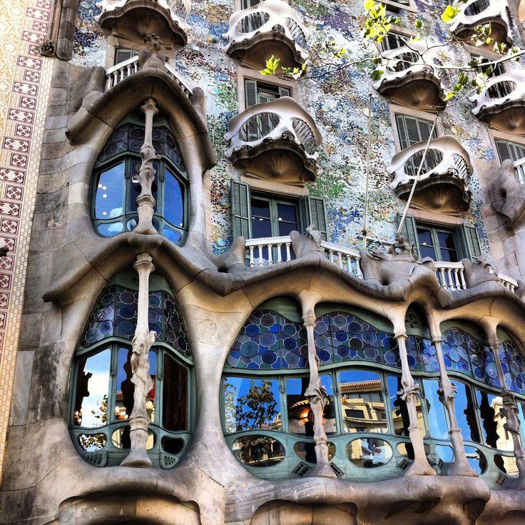 Casa Batllo, Gaudi