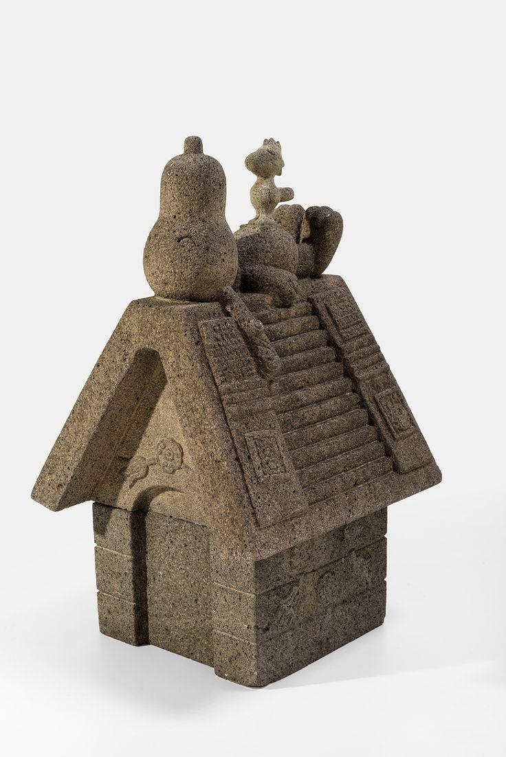 Nadín Ospina Casa de Xólotl | Colección de Arte del Banco de la República