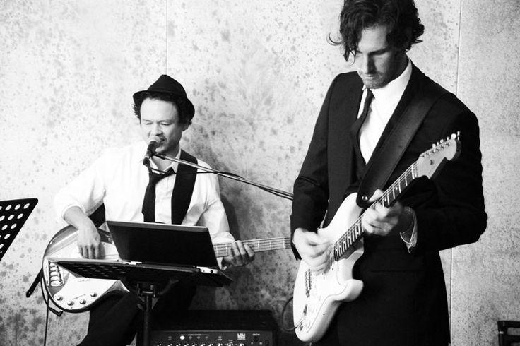 Baker Boys Band for weddings in Melbourne