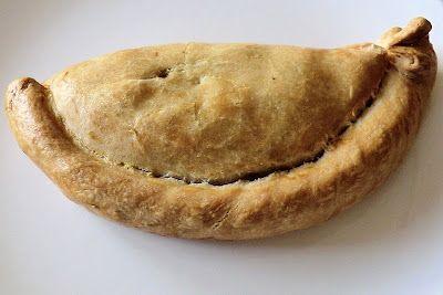 Cornish pasty - traditional Celtic recipes