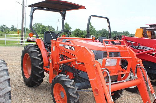 Used Kubota L2900 Tractor is for sale at affordable discounted low price. Just visit our site and check the cheap used farm and utility tractors now.