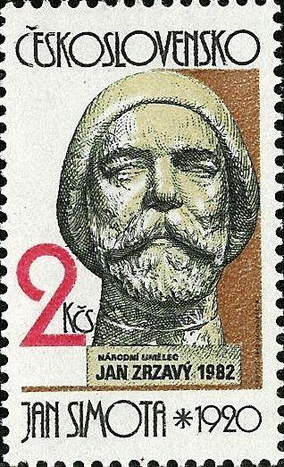 Jan Simota: J. Zrzavý