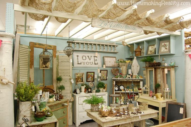 faux stone signs vintage booth - Google Search