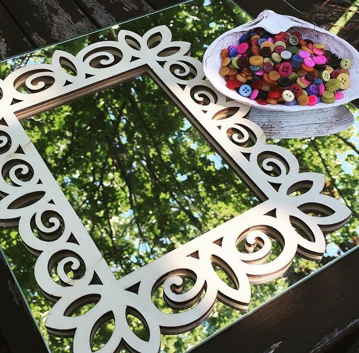 Beautiful button outdoor provocation via Naturally Curious Children ≈≈