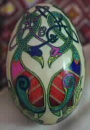 celtic eggs - Google Search