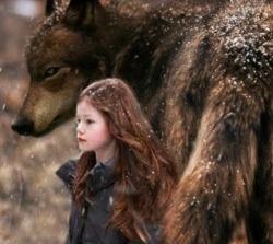 Renesmee & Jacob