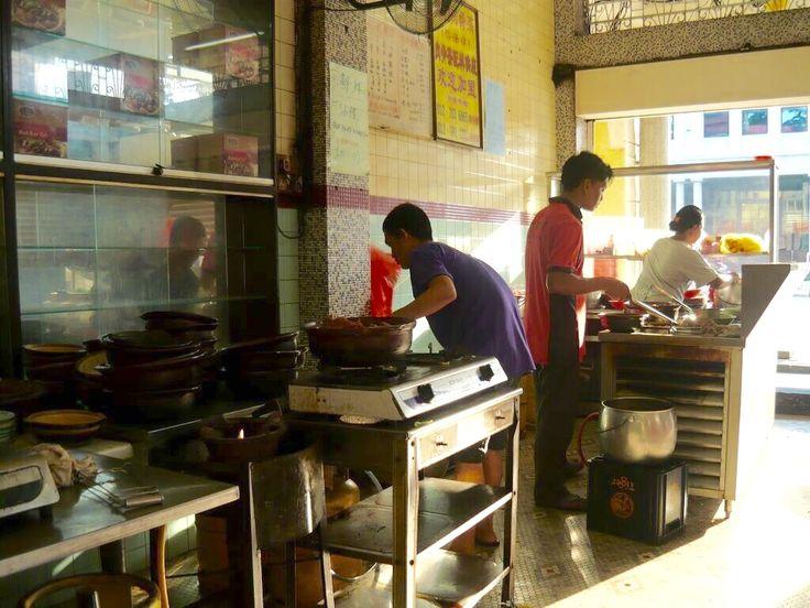 Ban Lee BKT - my regular breakfast hangout on Ipoh Road