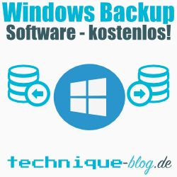 Luxury Windows Backup Software kostenlos