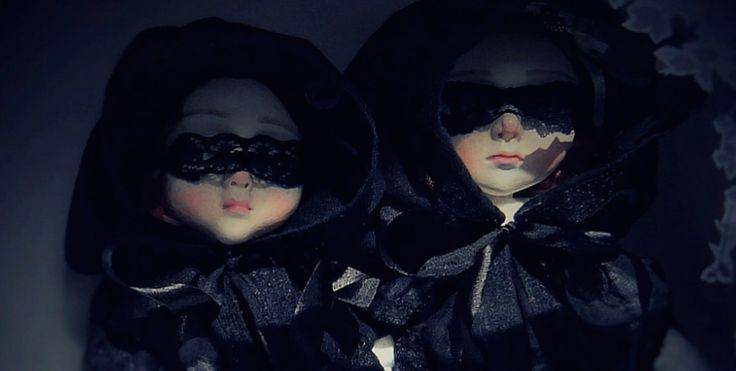 Ghost Talker- Sam Crow's Art Dolls