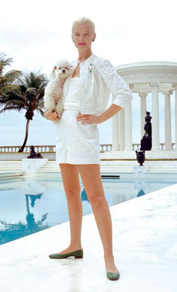 C Z Guest ~ Photo: Slim Aarons