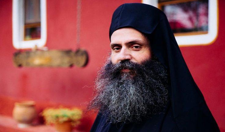 Νηστίσιμο Τζατζίκι από τον π.Παλαμά Ηγούμενο της Ιεράς Μονής Καλλίπετρας
