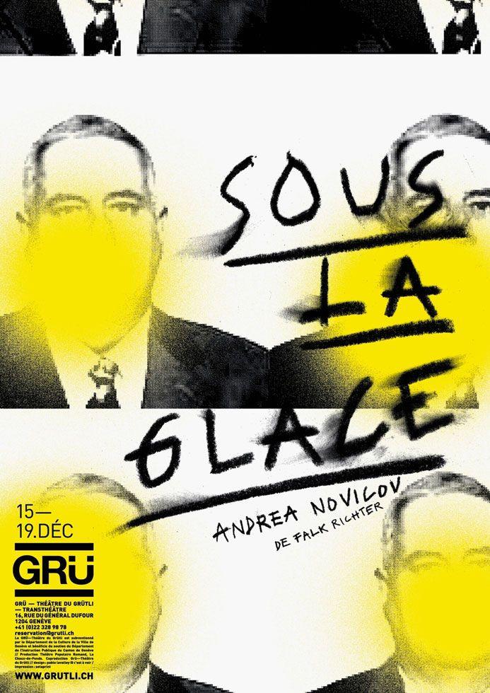 Pablo Lavalley - Sous la Glace