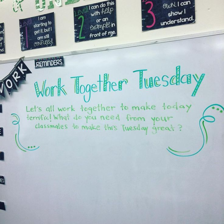 """Work Together Tuesday #teamwork #miss5thswhiteboard #iteachfifth #iteachupperelementary #teachersoftpt #teachersofinstagram #teachersfollowteachers…"""