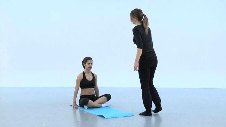 Clase de gimnasia hipopresiva