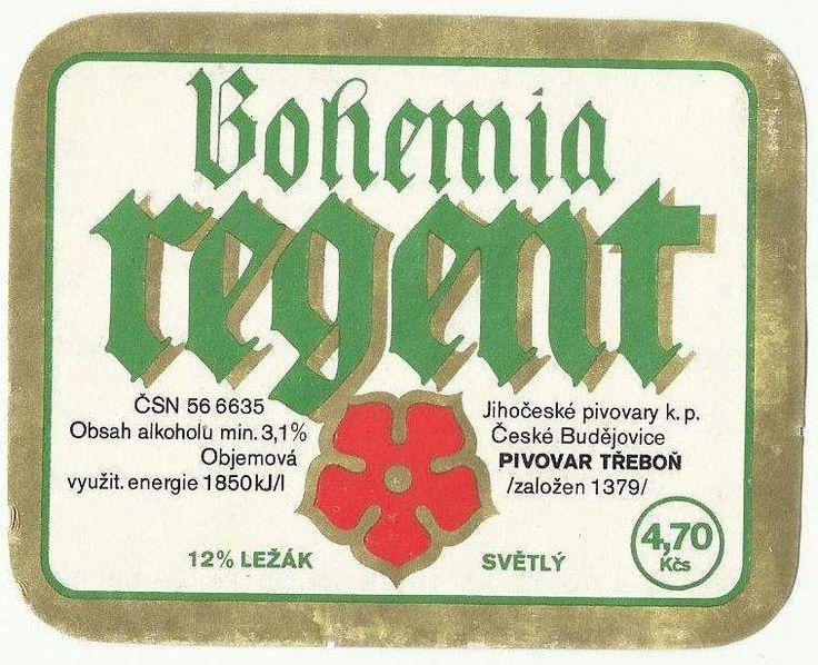 gnob | Pivní etikety 80. léta – rajce.net