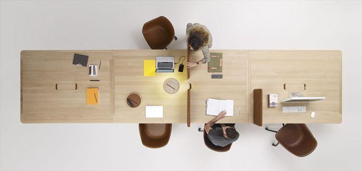 iratzoki lizaso heldu working tables alki designboom