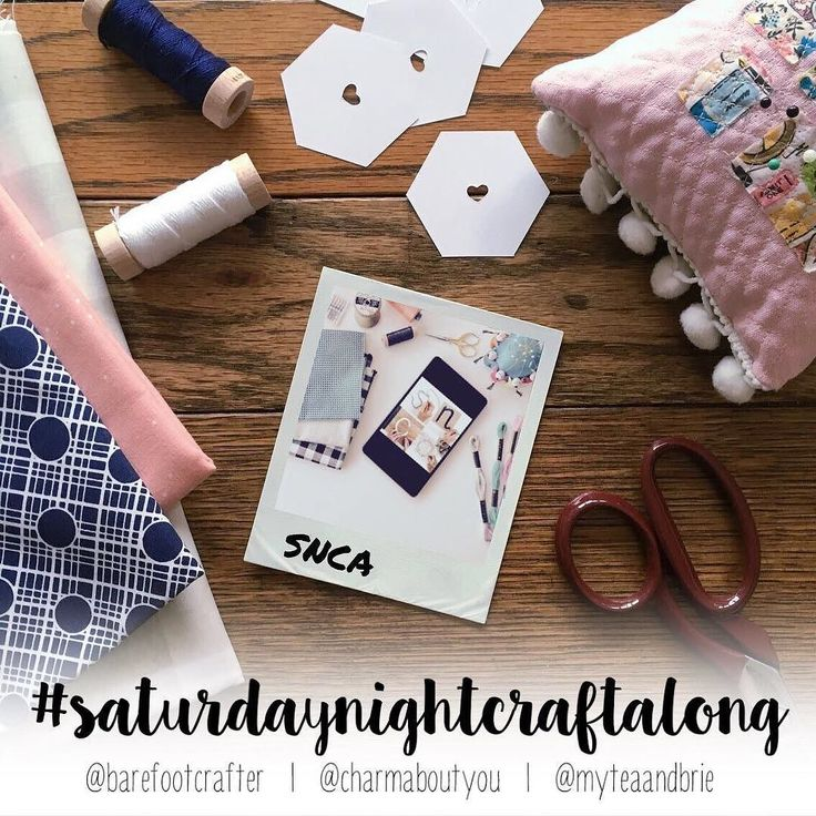 "Welcome to the first Saturday Night Craft Along of 2018!  I hope youre ready for some crafting! New here? Hello! Please read through these 3 points so you know how to join in...  1)To play along just add ""joining @charmaboutyou for #saturdaynightcraftalong"" to your photos. You are welcome to change the wording but do ask that you make it clear who the host is rather than adding us to a general list of names - this makes it easy for us to find you and also for anyone new to find the hosts…"