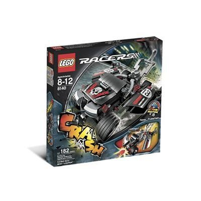LEGO Racers 8140: Tow Trasher  none  http://www.comparestoreprices.co.uk/building-toys/lego-racers-8140-tow-trasher.asp