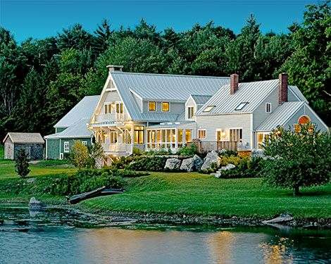 1000 Images About New England Farmhouse On Pinterest