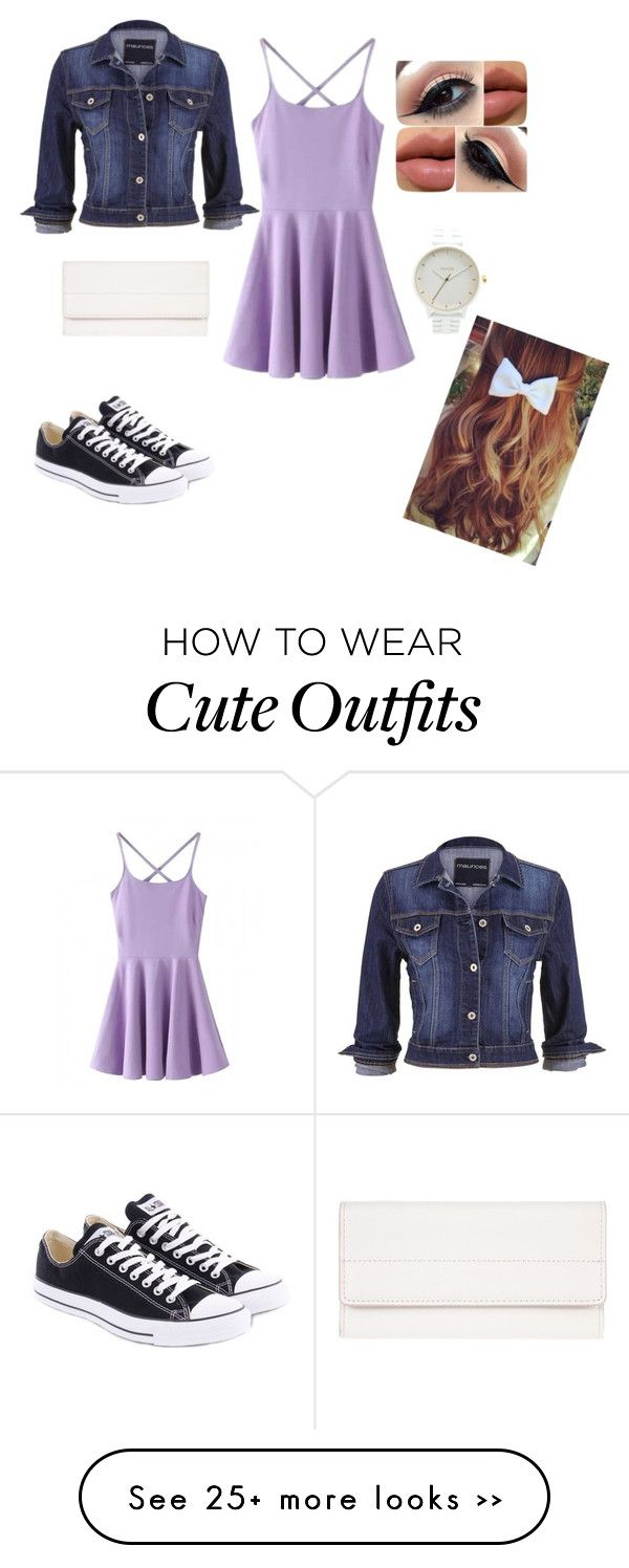 """""""Summer day outfit"""" by roxyrocker on Polyvore"""