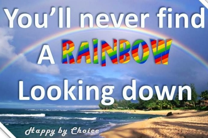 15 Best Rainbow Quotes Images On Pinterest