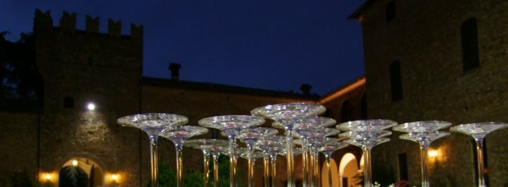 Degustazioni al Castello di Castelnovo #valtidone #wine #fest 2012 #valtidonewinefest #piacenza #emiliaromagna