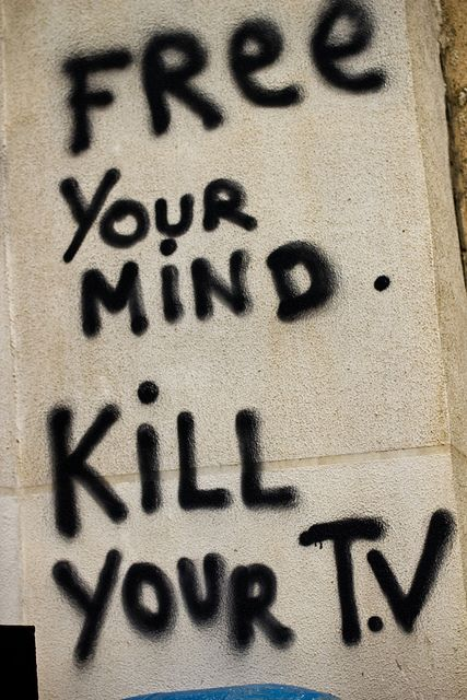 Hamra Graffiti - On the corner of a building in Hamra, Beyrouth, Lebanon