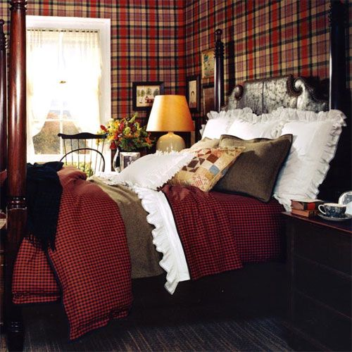 30 Classic Home Library Design Ideas Imposing Style: Best 25+ Tartan Decor Ideas On Pinterest