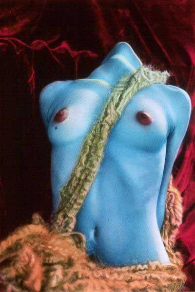 ouka leele (bárbara allende gil de biedma) - of the color of the goddess, photography