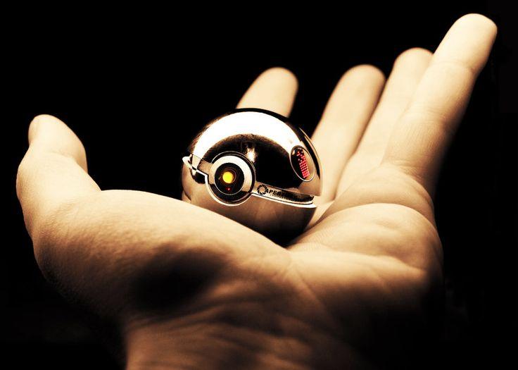 Aperture Science Pokeball .... shut up and take my money!