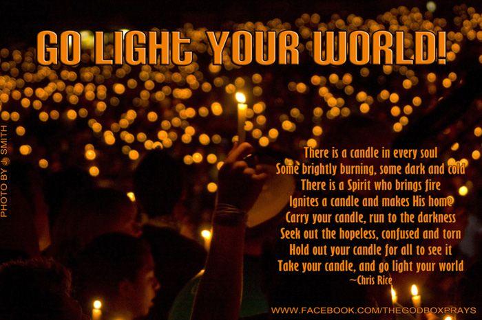 LIGHT UP THE CANDLES - Lyrics - International Lyrics ...