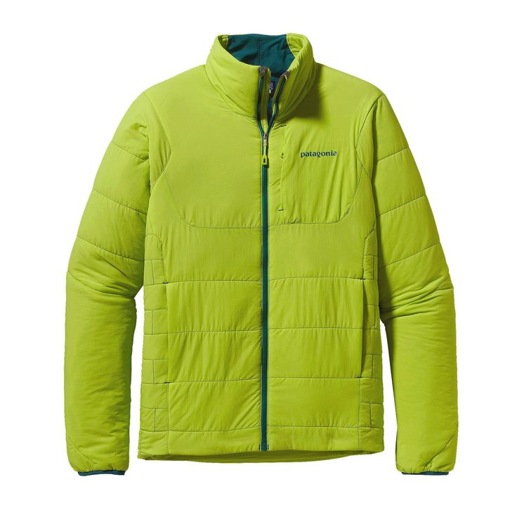 The new Men's Nano-Air® Jacket delivers a breakthrough in active insulation for…
