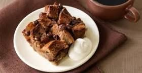 Image result for katie lee hot cocoa bread pudding