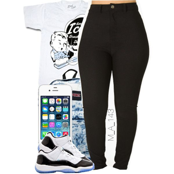 air jordan 11 concord lows, created by mindlesslyamazing-143 on Polyvore