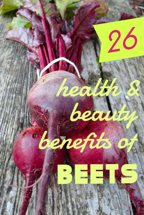 26 Marvelous Health and Beauty Benefits of Beets https://www.homeremedyhacks.com/26-marvelous-health-and-beauty-benefits-of-beets #Beetroot #BenitsofBeets