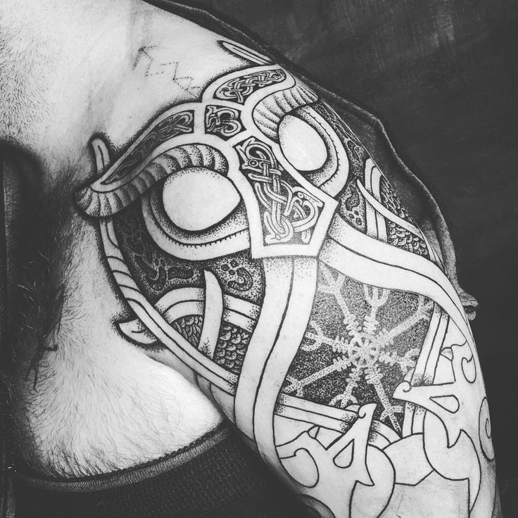 383 best Tattoos Celtic Norse images on Pinterest Tattoo