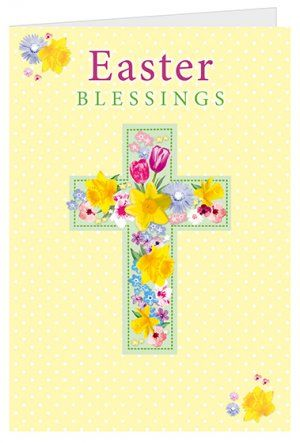 Easter Charity Cards - Home For Good (5 pack) | Free Delivery when you spend £10 @ Eden.co.uk