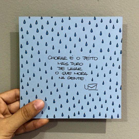 um cartão