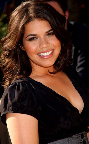 """What's so kind of beautiful about the whole thing was that everything that made me not right for all of those hundreds of commercial auditions that I went on and no one ever wanted me for is what made me perfectly right for 'Real Women Have Curves'."" - America Ferrera"