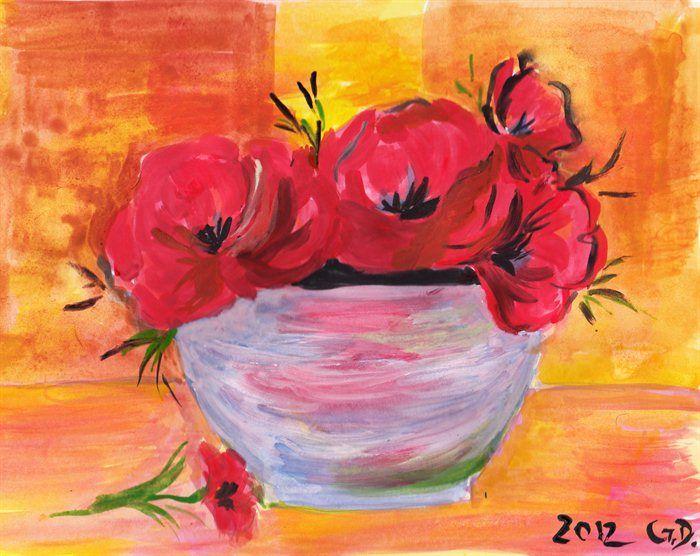 flori by Gabriela Dinca