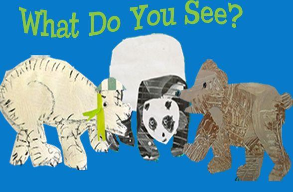What do you see: Kids Craftiness Create Art Do, Art Blog, Art Festival, Art Ideas, Art Lesson Plans, Art Activities, Color Art Lessons, Art Based