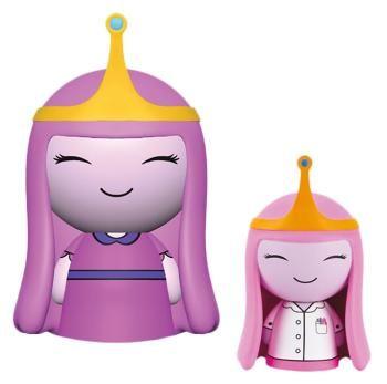 Statuetta da collezione Bubblegum Princess di Adventure Time. La collezione Dorbz del brand Funko è caratterizzata da personaggi leggermente più piccoli e tondeggianti (dalla testa ai piedi) rispetto a quelli della Pop!.